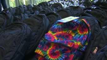 Family Giving Tree Passes Goal of Donating 37,000 Backpacks