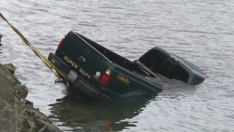 2 Sisters Die After Truck Plunges Into Russian River in Jenner