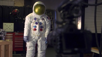 Bay Area Company Creates Replica of Neil Armstrong's Suit