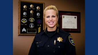 Hayward Police Chief Diane Stuart Placed on Leave