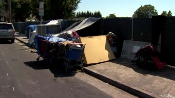 Residents Say Homeless 'Terrorizing' San Jose Neighborhood