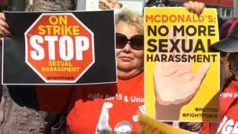 McDonald's Employees Demand Protections From Harassment