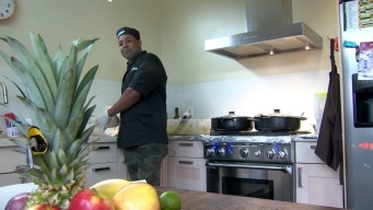 Cook Whips Up a Taste of Home for Dominican Baseball Players