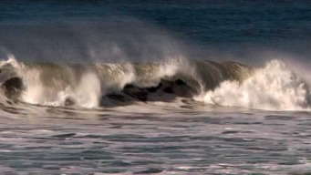 Dangerous Surf Conditions Along California Coast