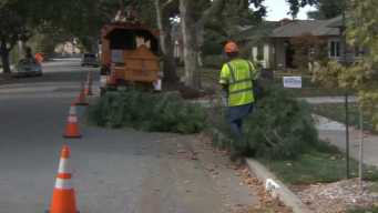Bay Area Crews Work to Prevent Flooding, Power Outages