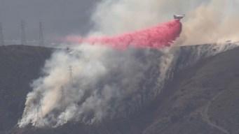 Fire on San Bruno Mountain in Brisbane Under Control