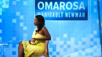 Trump, Omarosa Spar Over Claim He Used N-Word