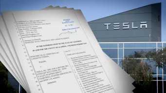 3 Former Tesla Factory Workers Allege Racial Discrimination