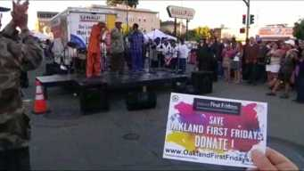 Oakland First Fridays Organizers Cancel Nov. 2 Event