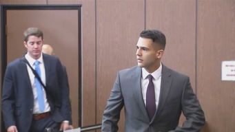 Officers Plead Not Guilty in Separate Sex Misconduct Cases
