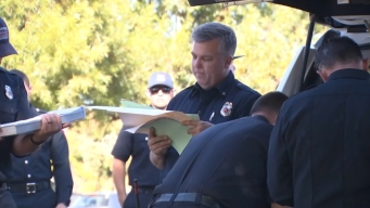 Crews Monitor Fire Danger Closely in East Bay