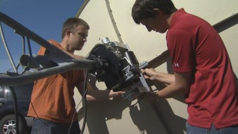 Students Operate Space Satellites Through NASA