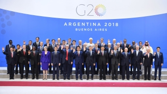 Trump vs the World: G-20 Summit Stumbles on Trade, Climate