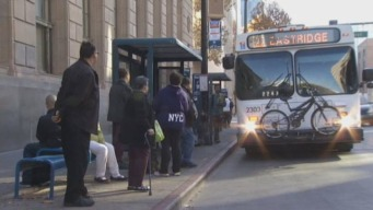 Palo Alto Transit Center Closed Due to Unknown Substance on VTA Bus