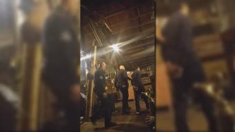 Video Shows Oakland Police Officers Arresting Person at 'Ghost Ship' Warehouse Months Before Fire