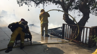 55K Acres Scorched in Ventura County by Thomas Fire
