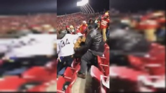Huge Brawl Breaks Out During Raiders-Chiefs Game