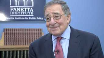 Leon Panetta Says President Donald Trump Has to Change