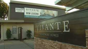 Families Say They Are Forced Out of Hayward Apartments
