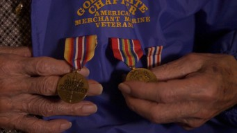 Merchant Marines Veterans Hoping to Get Their Due