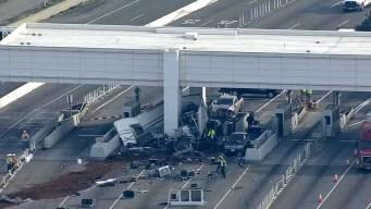 Box Truck Driver Arrested After Fatal Bay Bridge Crash