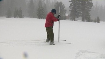 Drought Busters: Is Sierra Snow Enough?