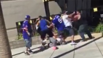 Brawl Breaks Out at SoCal Mall