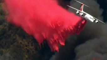 Evacuations Ordered in Calif. as Fires Scorch Mountains