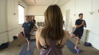 Daughter of SJ Firefighter Develops Program to Reduce Stress