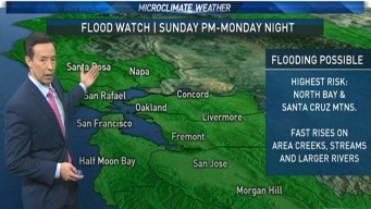 Rob's Forecast: Third Storm Set to Douse Bay Area