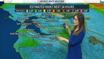 Vianey's Forecast: Scattered Rain, Drying Trend