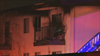 Hayward Apartment Complex Fire Displaces 31