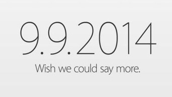Apple: Yes, We Have An Event Scheduled Sept. 9