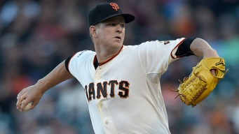 Giants' Righetti Offers Strong Words on Matt Cain's Progress