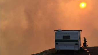Mandatory Evacuations Ordered For Loma Fire