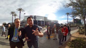 360 Photos: Inside CES 2017