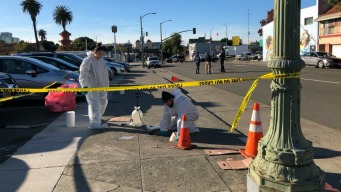 Victim Dies in Traffic Collision in Oakland's Chinatown