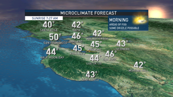 Rob's Forecast: Morning Fog, Warmer Afternoon