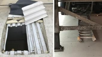 Crafty Burglars Cut Hole in Roof of Simi Valley Best Buy