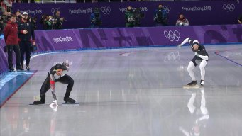 Mitch Whitmore's Strong Performance Wins 1000m Heat