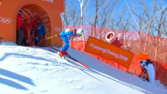 Alpine Skiing Is Intense, Especially at the Olympics