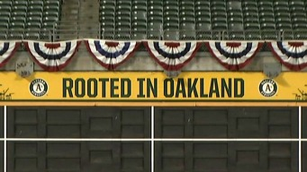 'Rooted in Oakland': A's Committed to East Bay
