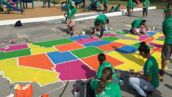 NBC Bay Area, Telemundo 48 Participate in Comcast Cares Day