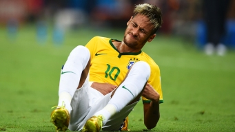 Without Neymar, Brazil Plays on Against Germany
