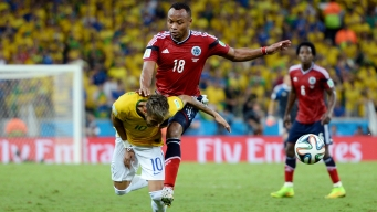 Zuniga Apologizes to Neymar for Tackle
