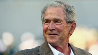 George W. Bush Didn't Vote for Clinton or Trump