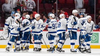Lightning Dominate Canadiens 6-2