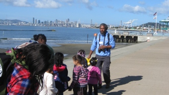 SF Bay Trail's Northern Tour