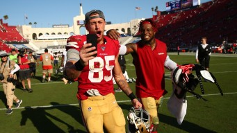 Undefeated 49ers Looking Formidable After 1st Division Win