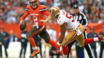 49ers Embarrassed in Cleveland, Fall to 4-9